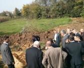 Foto lajm: Ka nisur faza e dytë e shtrirjes së rrjetit të kanalizimit në Smirë