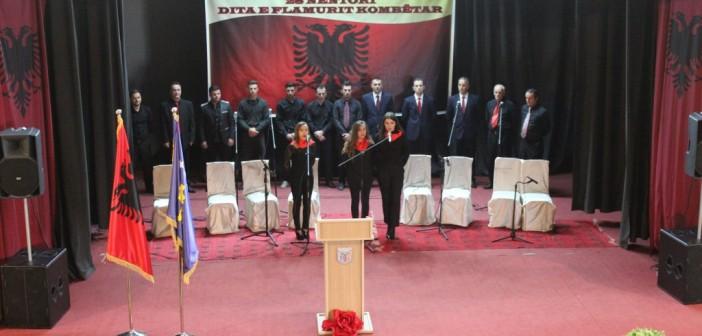 """Shënohet """"28 Nëntori""""-Dita e flamurit kombëtar"""