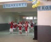 Foto lajm: Shkolla feston Ditën e Pavarësisë
