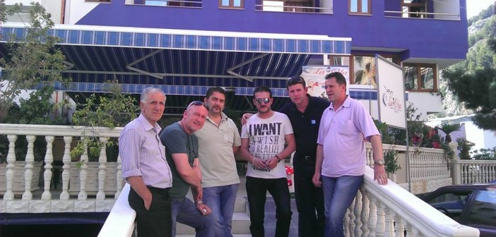 Shihemite Hotel&Taverna 'La Ola' në Shëngjin