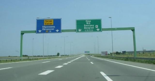 Mërgimtarët cak i grabitësve në autostradën serbe