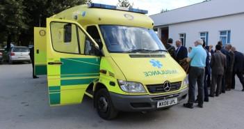 auto ambulanca