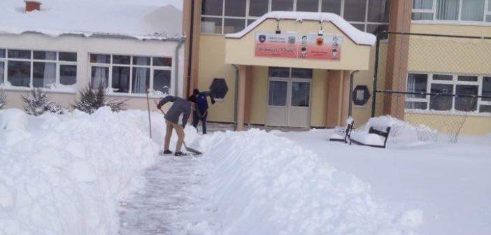 Pushimi dimëror  shtyhet deri më 16 janar