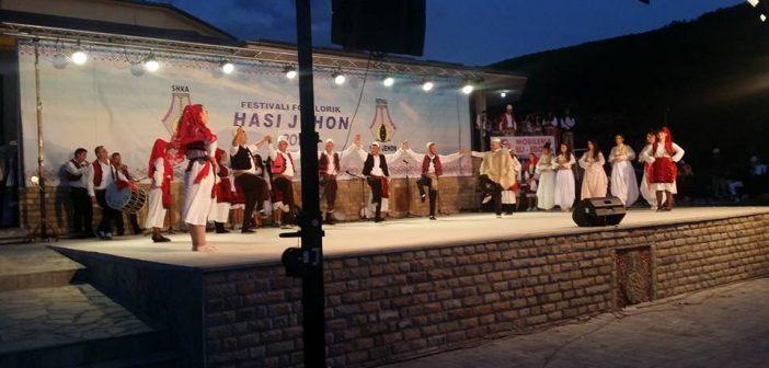 """SHKA""""Jonuz Ramadani"""", nderohet me çmimin """"Lahuta"""" në festivalin folklorik """"HASI JEHON"""" 2017"""