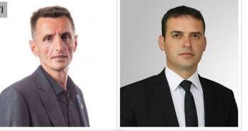 Foto lajm: Jakup Demiri dhe Bekim Azizi këshilltarë komunalë nga Smira