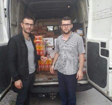 Shkodran Beqiri edhe sivjet ndihmon për Bajram