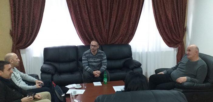Kryetari Haliti diskutoi me Prof. Waldhardt rreth mundësisë për vazhdimin e bashkëpunimit Viti-Kirchhain