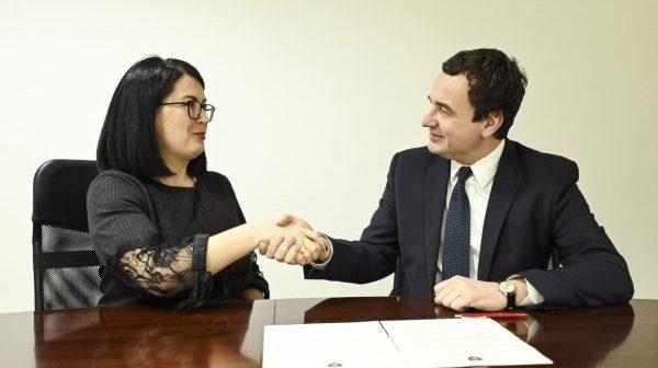 Fatbardha Emini- zëvendësministre në Ministrinë e Administrimit të Pushtetit Lokal