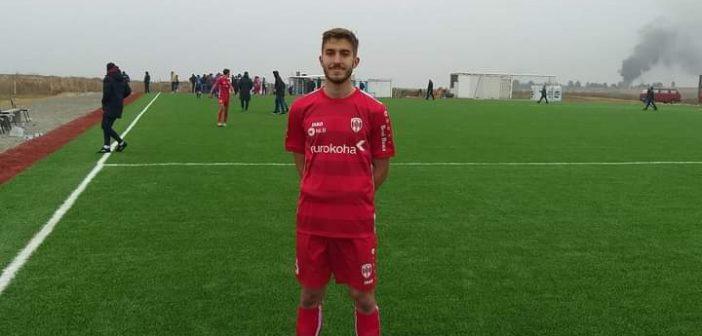 """Andi (Afrim) Salihu debutoi në ekipin e parë të FC """"Prishtina"""""""